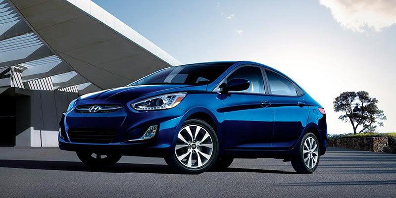 New 2016 Hyundai Accent Madison Wi