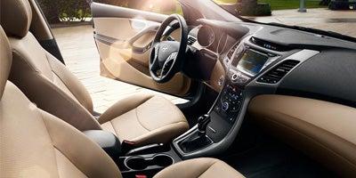 2016 Hyundai Elantra Interior Madison Wi