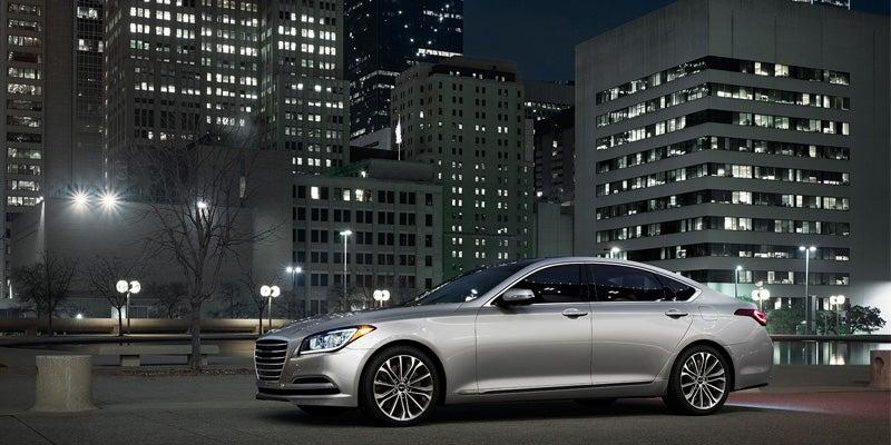 New 2016 Hyundai Genesis For Sale Madison Wi Sun Prairie